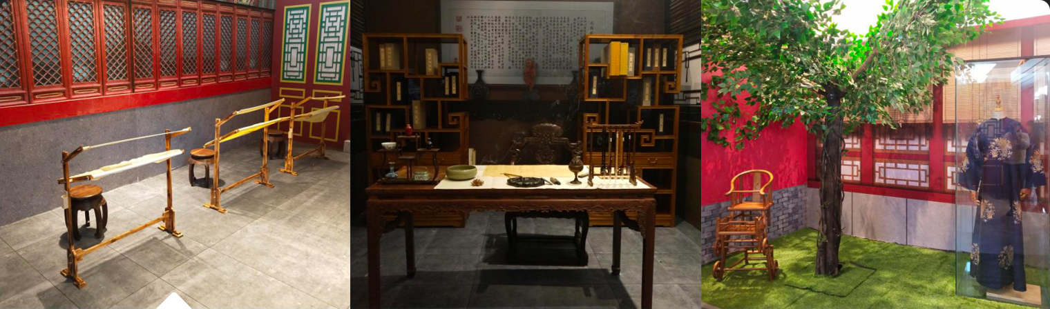 Beijing: Immersive show of the Story of Yanxi Palace.