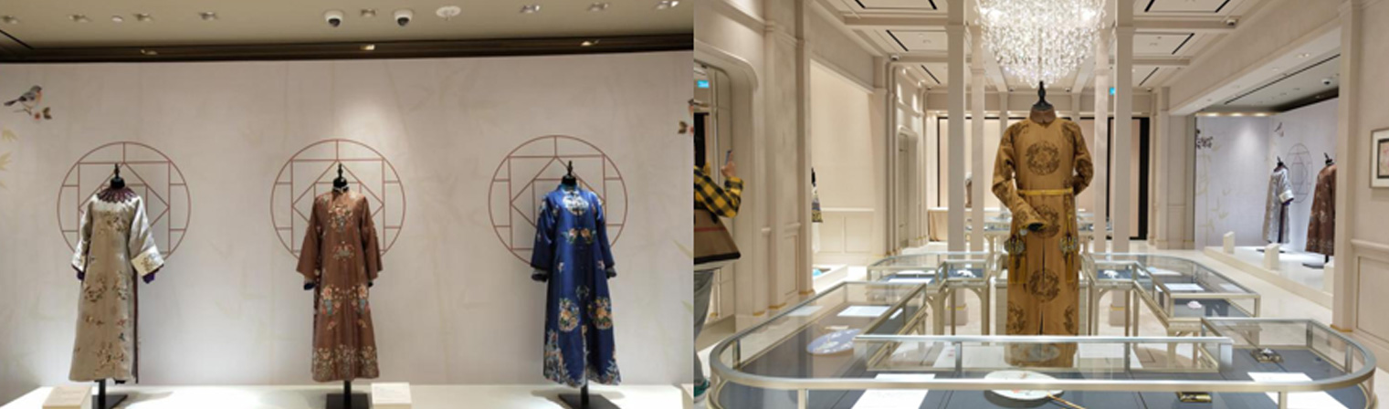 Macao: Costume exhibition of the Story of Yanxi Palace